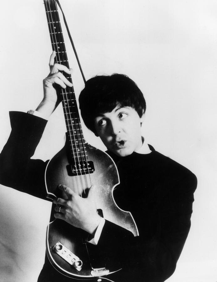 Paul Mccartney Photograph by Express