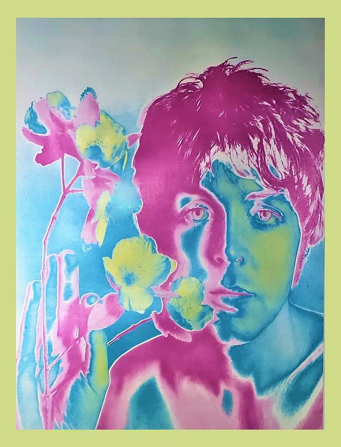 PAUL McCARTNEY by Rob Hans
