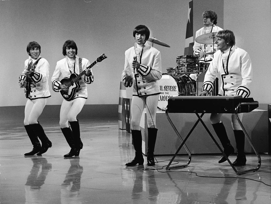 Paul Revere & The Raiders Perform Photograph by Authenticated News