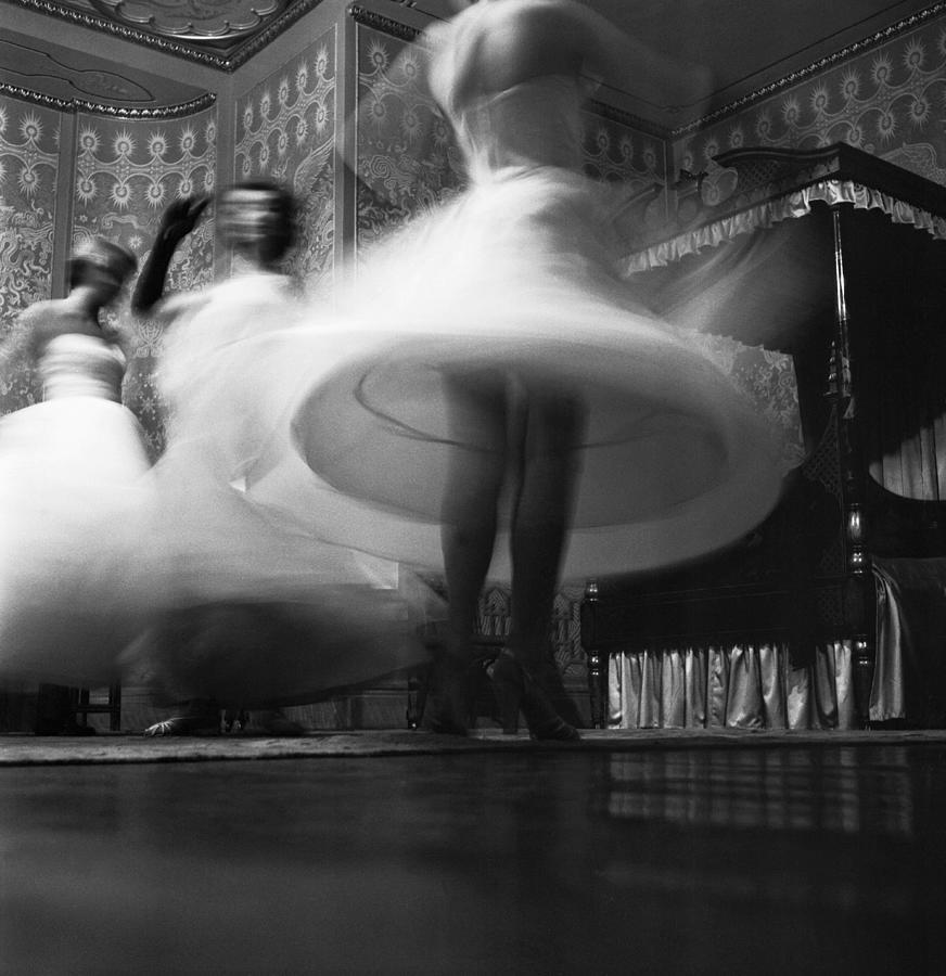 Pavilion Blur Photograph by Thurston Hopkins