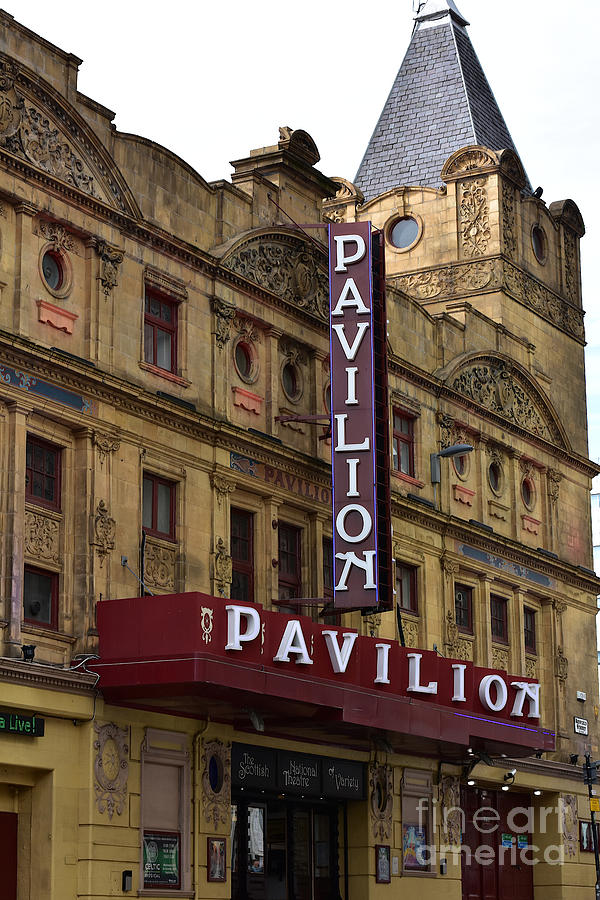 Pavilion Variety Theatre  by Yvonne Johnstone