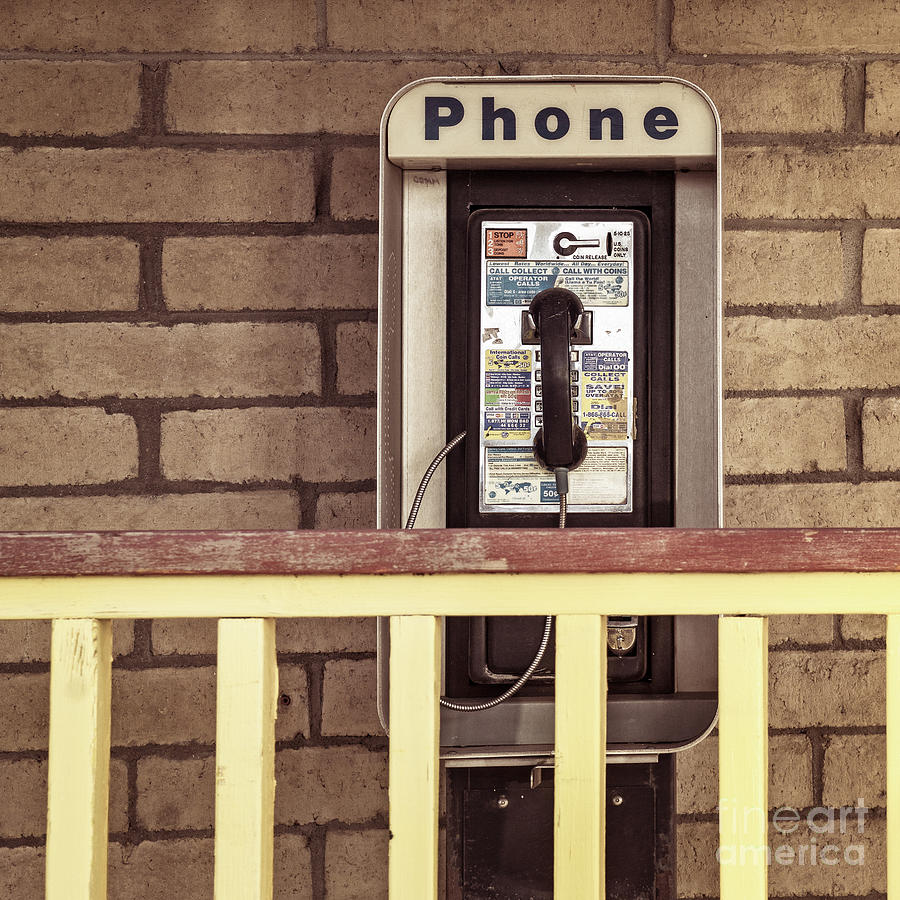 Pay Phone by Imagery by Charly
