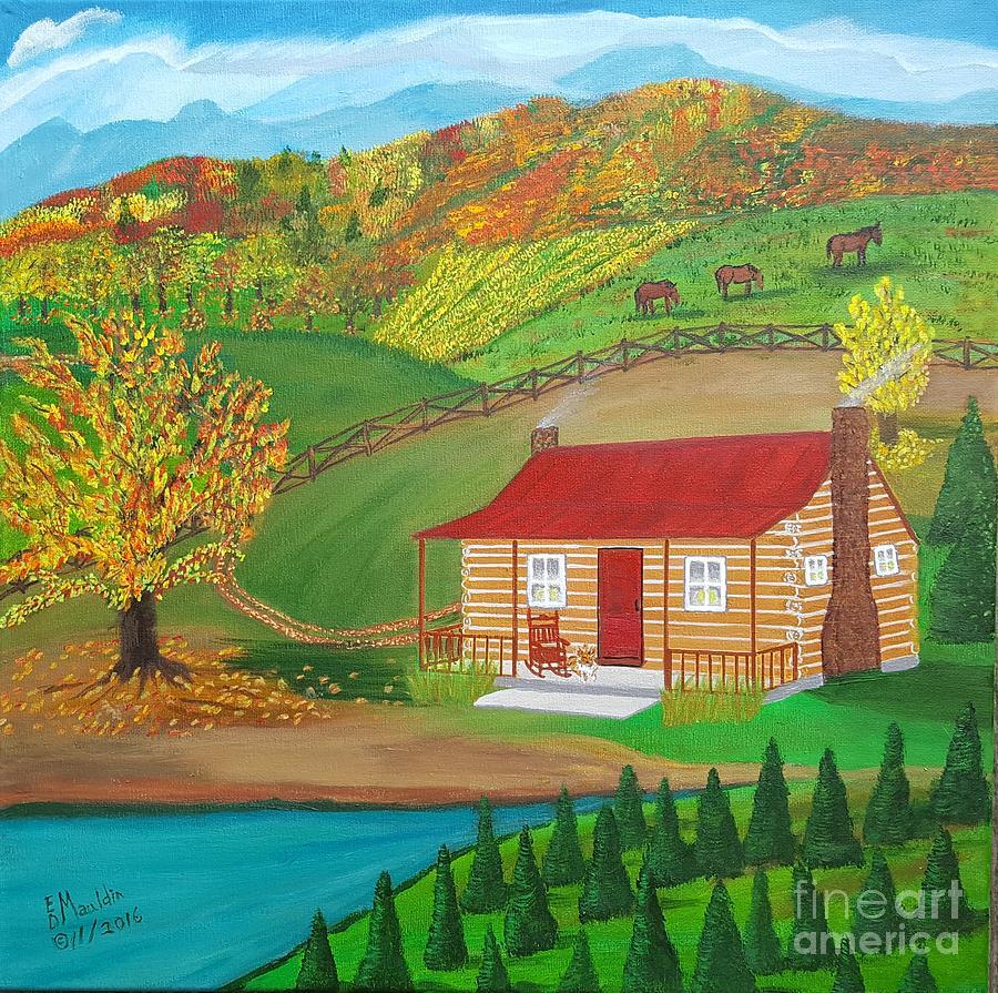 Peace in the Valley by Elizabeth Dale Mauldin