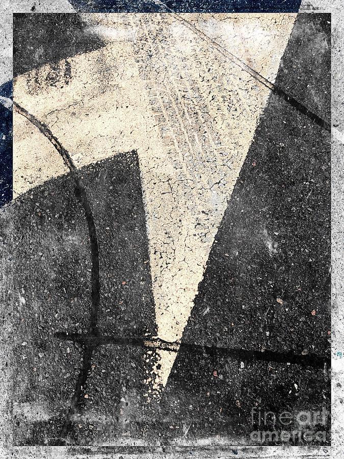 Golden Arrow Digital Art - Peace Is Every Step by Sharon Green