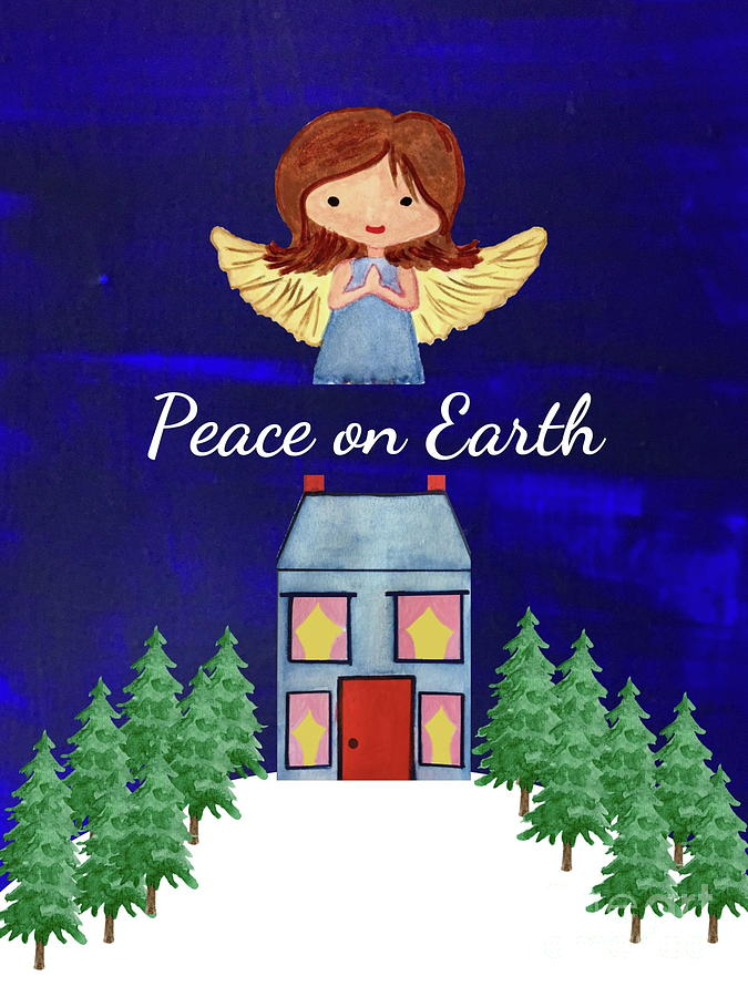 Peace on Earth by Marti Magna