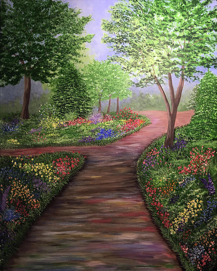 Peaceful Path by Connie Spencer