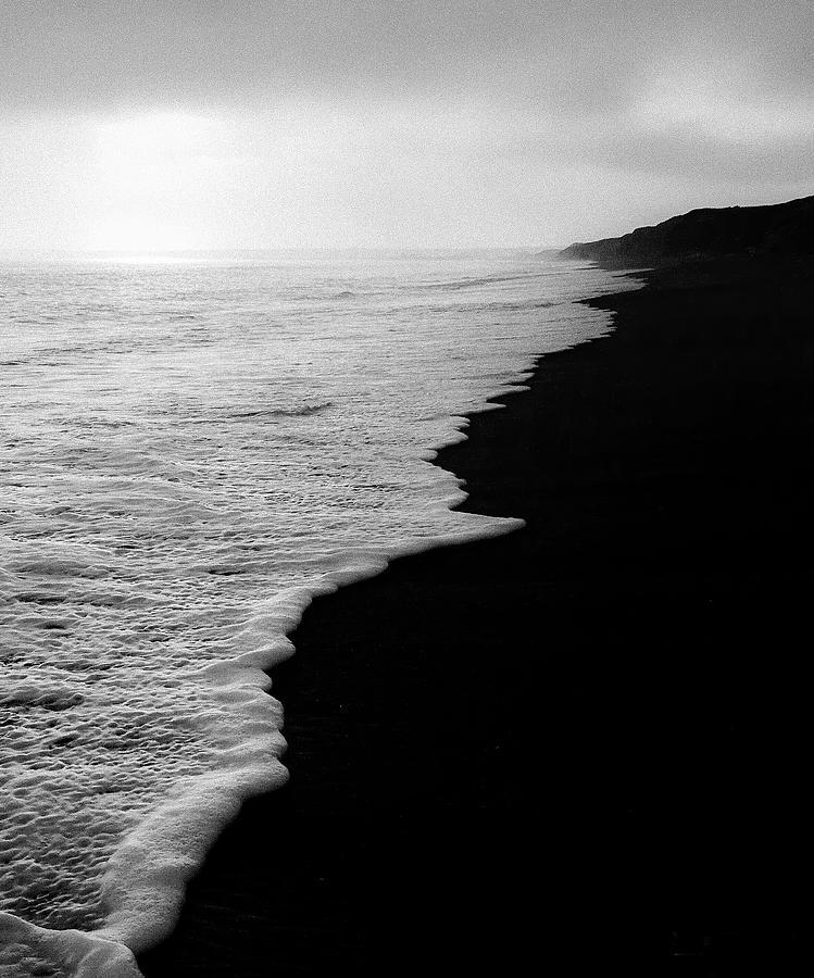 Peaceful Silhouette Photograph