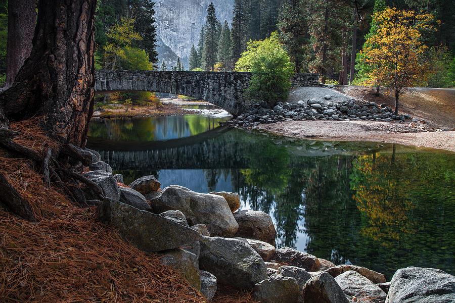 Yosemite Photograph - Peaceful Yosemite by Larry Marshall