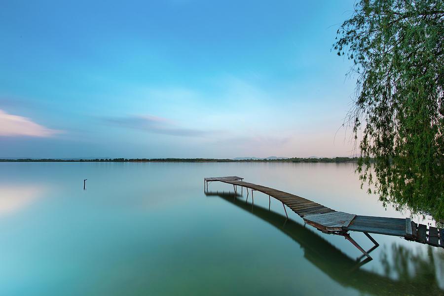 Peacefull waters by Davor Zerjav