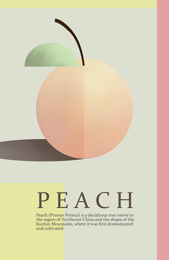 Peach by Joe Gilronan