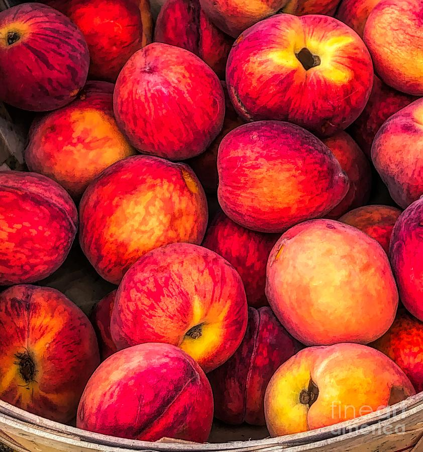 Peaches by Paulette Thomas