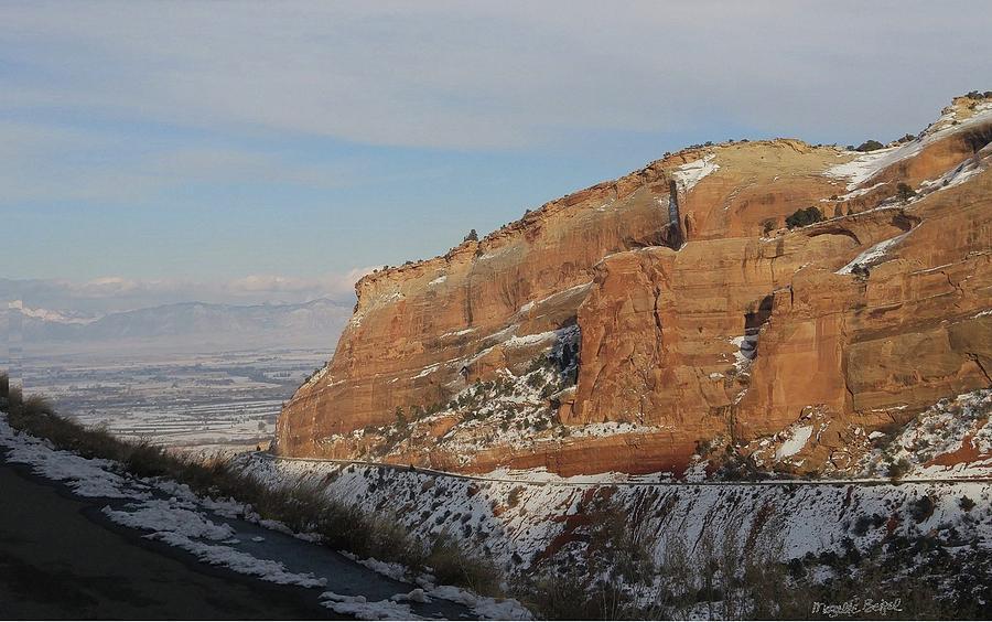 Peak-A-Boo Canyon by Mozelle Martin