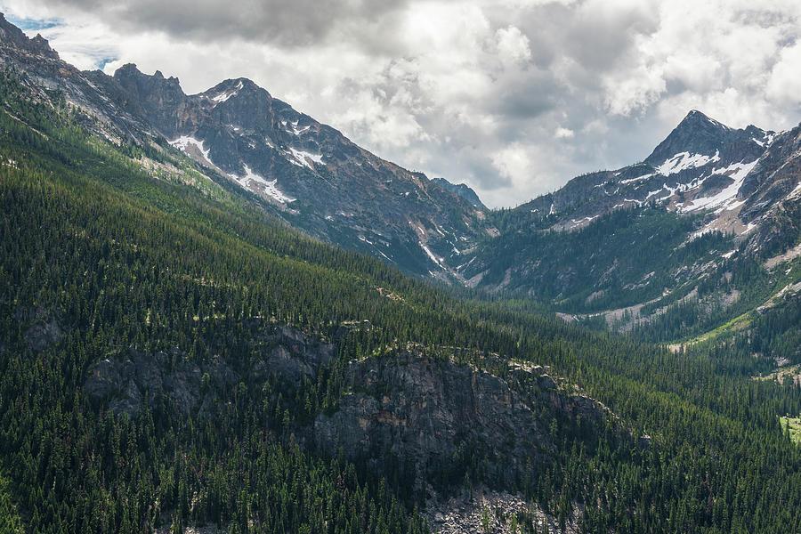 Peaks and Valleys by Kristopher Schoenleber