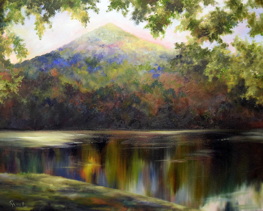Peaks in the Shade by Rachel Lawson