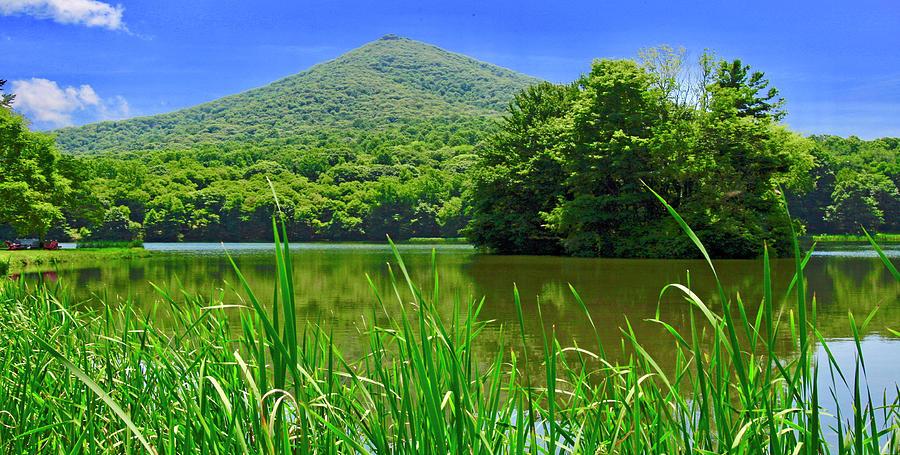 Peaks of Otter, VA by James B Roney