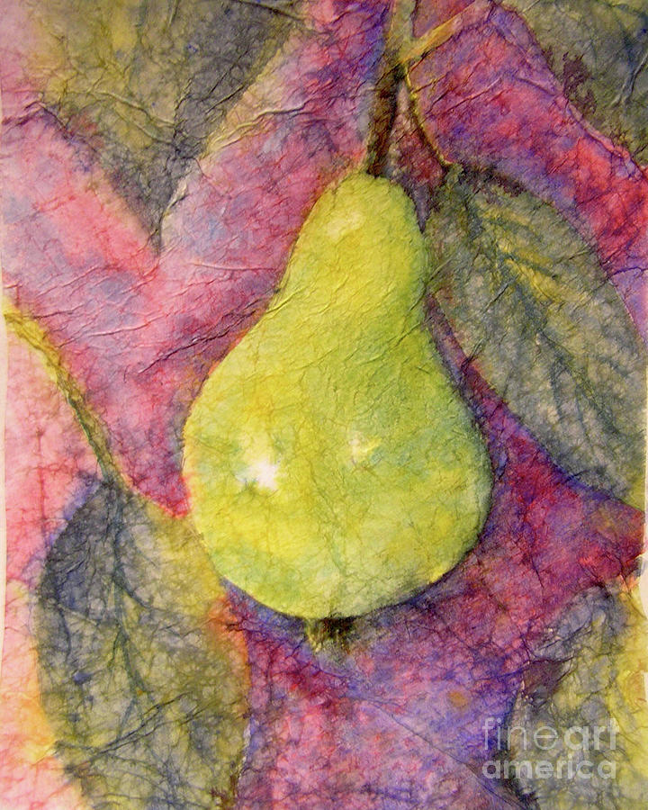Pear by Amy Stielstra