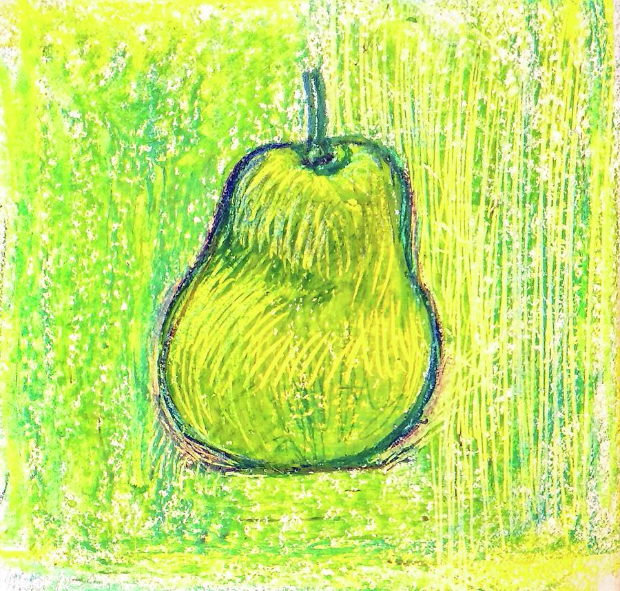 Pear by Asha Sudhaker Shenoy