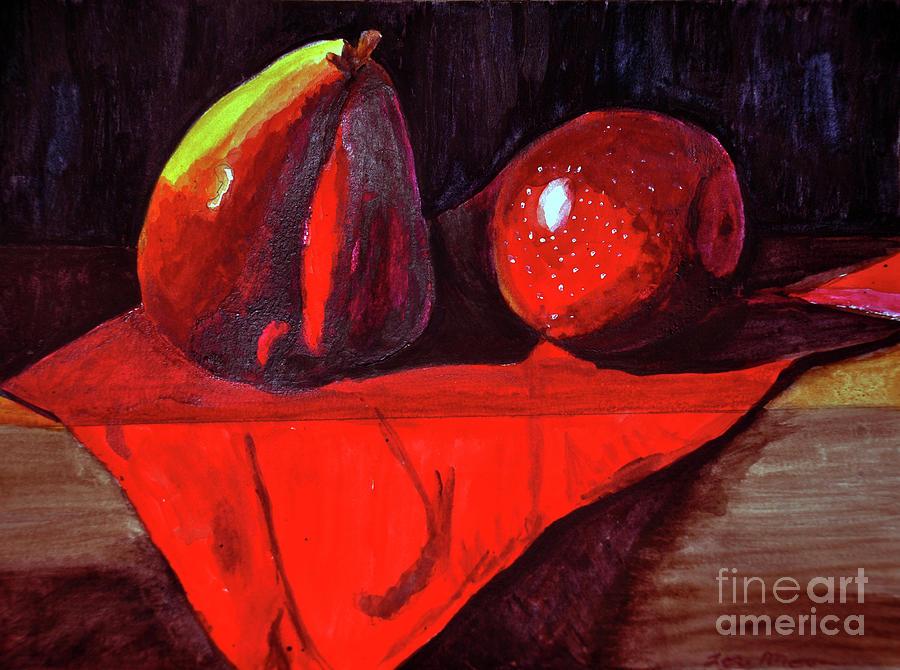 Pears by Lori Moon