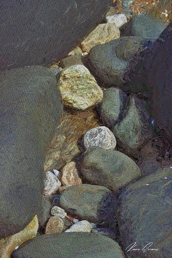 Pebbles by Karo Evans