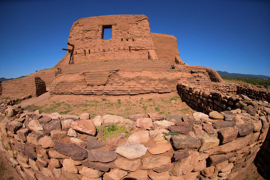 Pecos National Historic Park by Joye Ardyn Durham