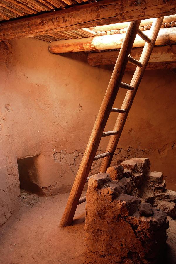 Pecos Pithouse by Eric Foltz