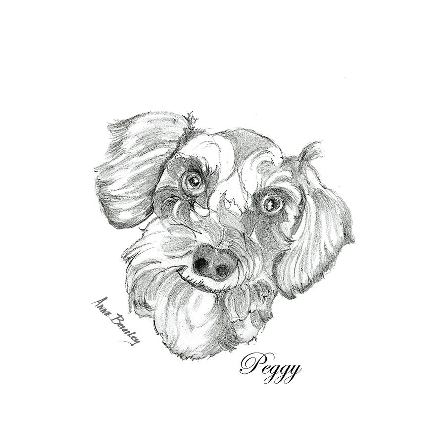 Peggy by Anne Beverley-Stamps