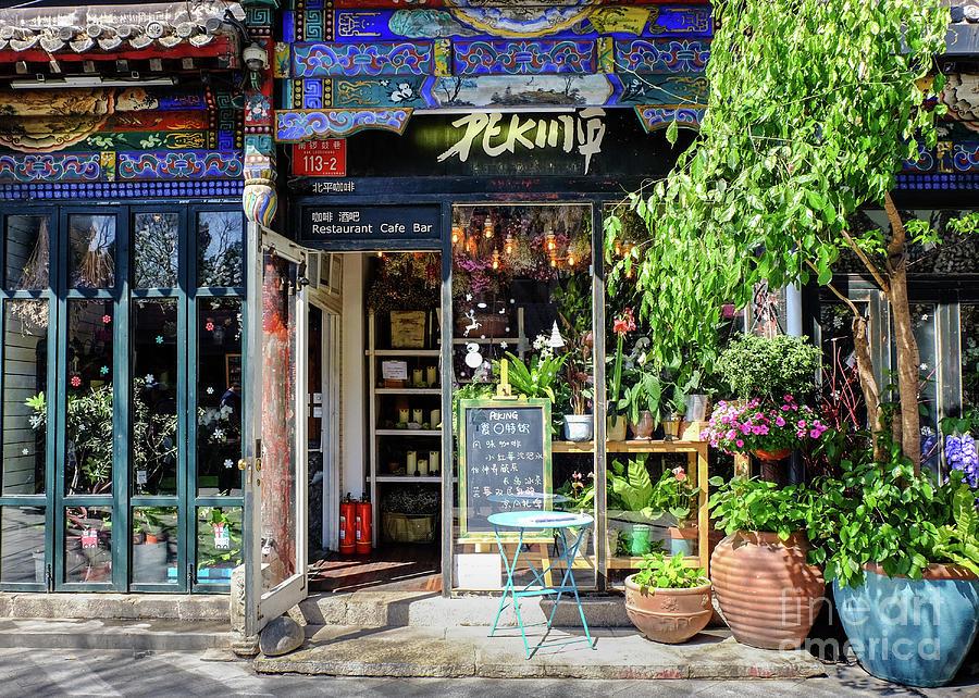 Peking cafe by Iryna Liveoak