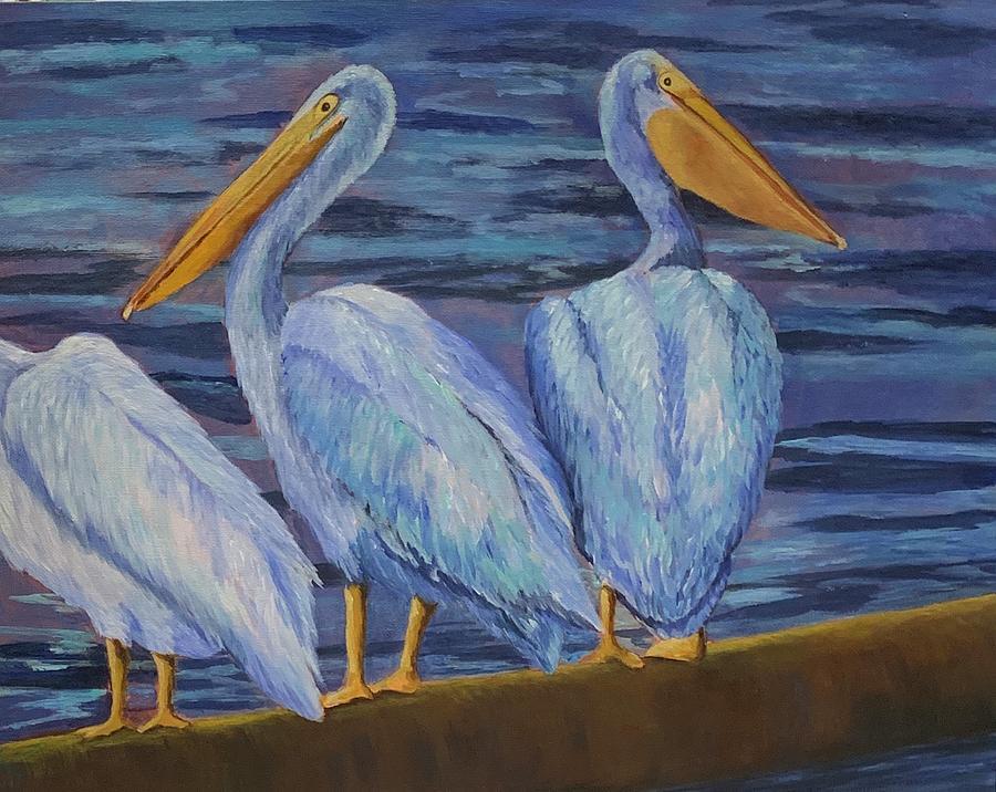 Pelican Blues by Jane Ricker