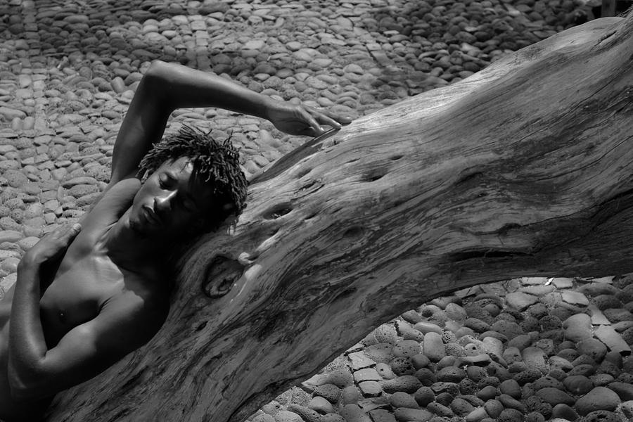 Africa Photograph - Pelourinho of Cidade Velha by AJ Paris