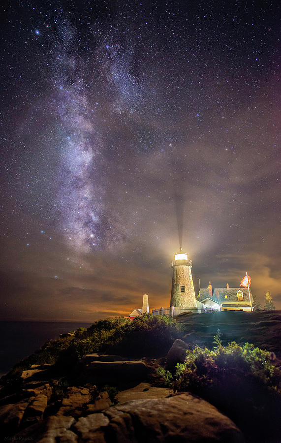 Pemaquid Lighthouse by Mark Papke