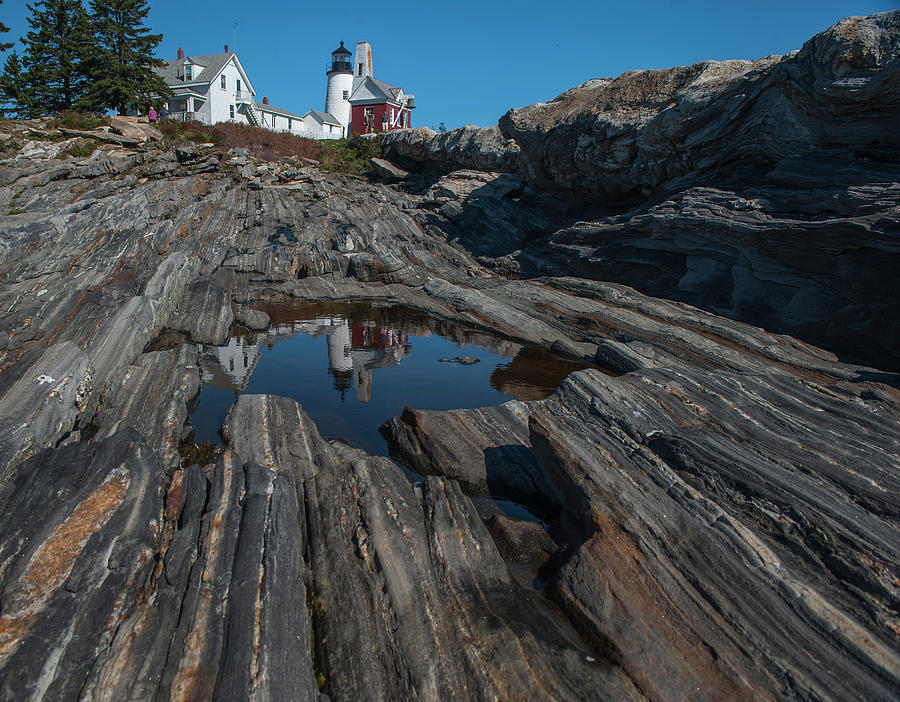 Pemaquid Lighthouse by Rick Hartigan
