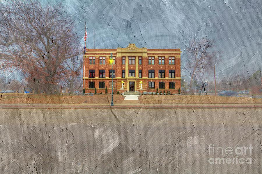 Explore Digital Art - Pemiscot County by Larry Braun