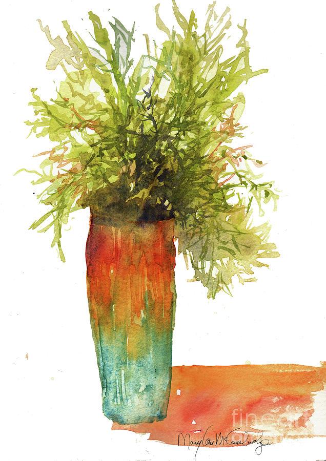 Pencil plant by Mary Lou McCambridge