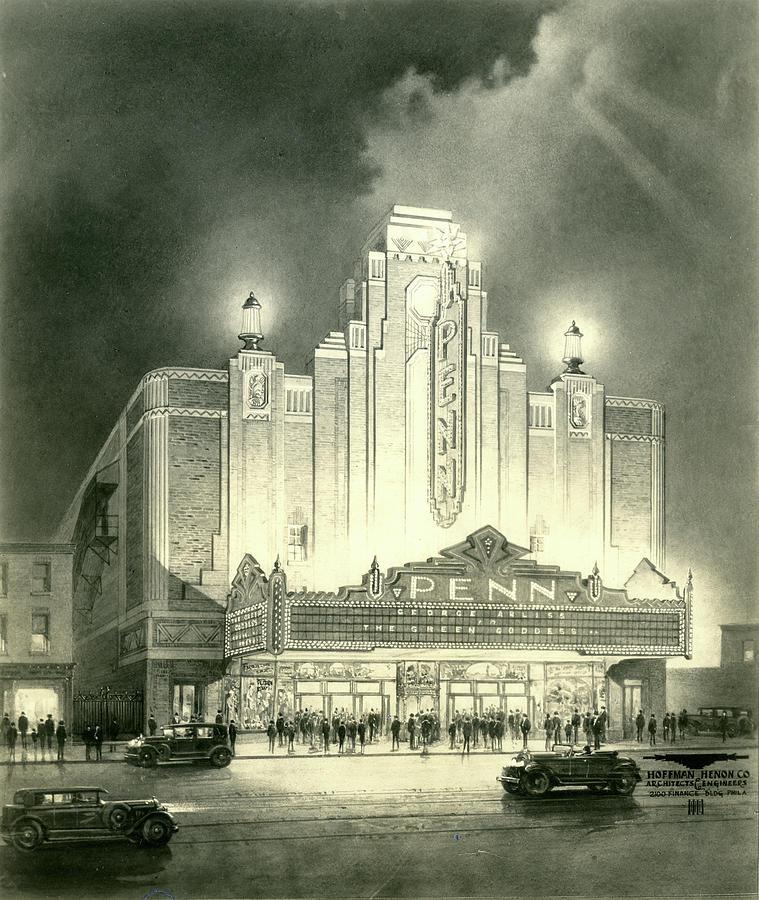 Penn Theatre by Mitchell Studios