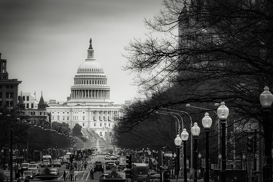 Pennsylvania Ave by William Chizek