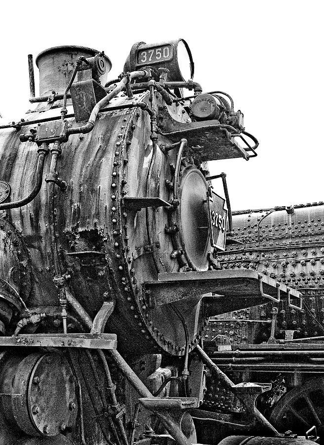 Pennsylvania Railway Photograph - Pennsylvania Railroad 3750 by Paul W Faust - Impressions of Light