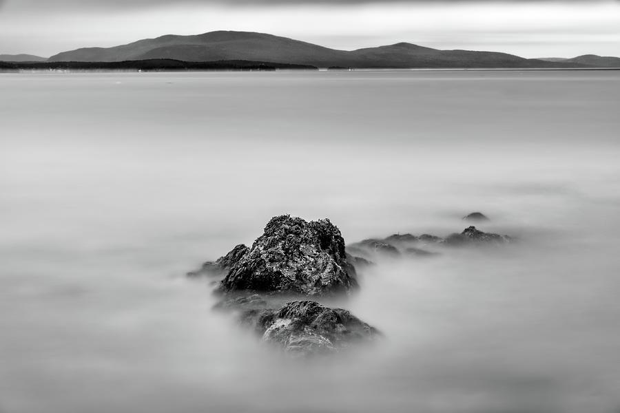 Penobscot Bay Photograph - Penobscot Bay Tranquility by Rick Berk