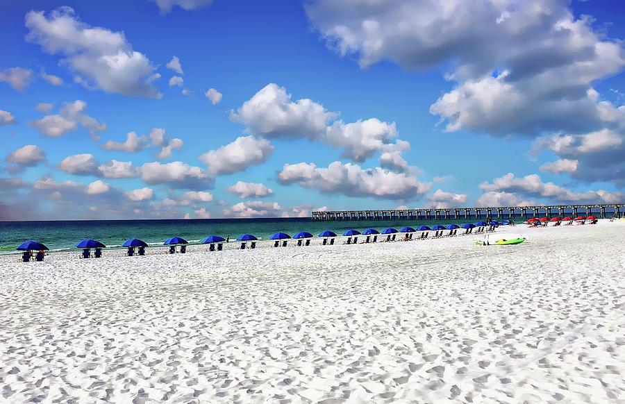 Pensacola Beach by Anthony Dezenzio