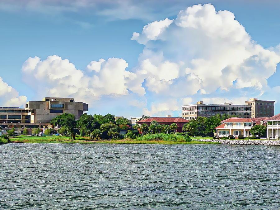 Pensacola Business District by Anthony Dezenzio