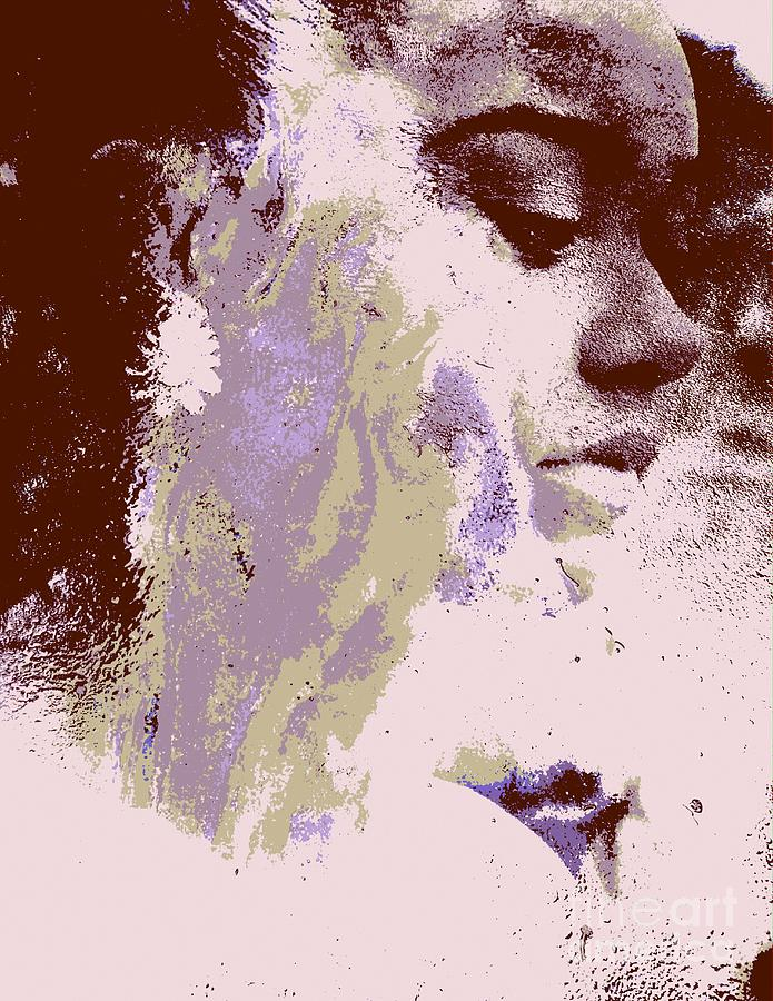 Pensive by Jodie Marie Anne Richardson Traugott          aka jm-ART