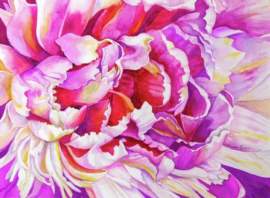 Peony Reverie by Patricia Allingham Carlson