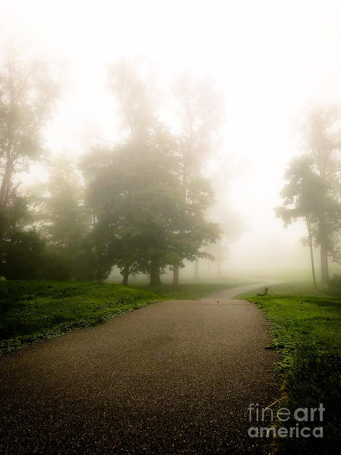 Pepper Pike Fog Photograph