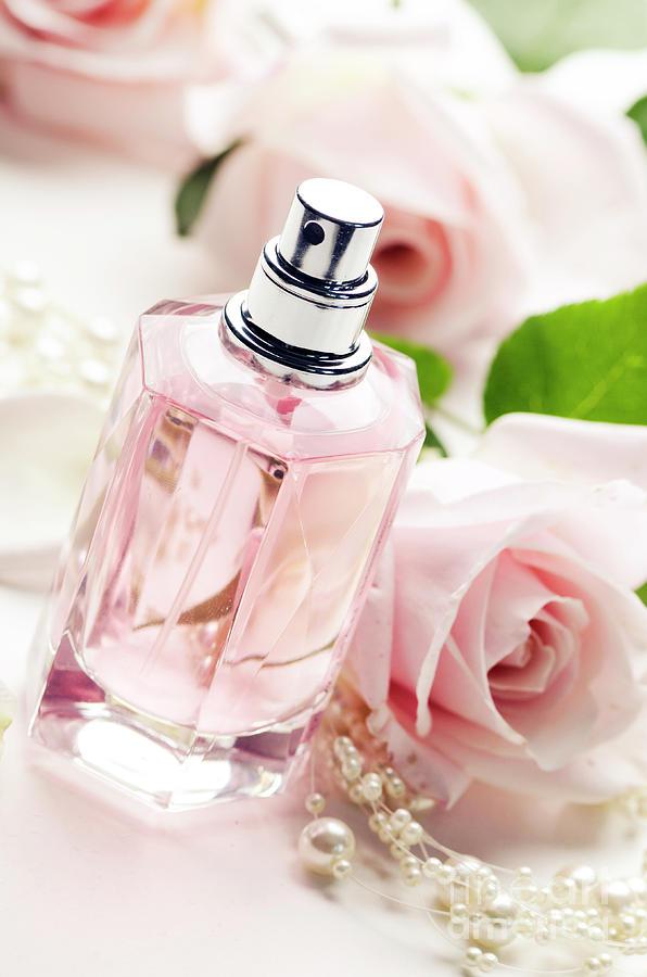 Perfume Bottle by Jelena Jovanovic