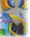 Personal Prayer Portrain by Claremaria Vrindaji Bowman