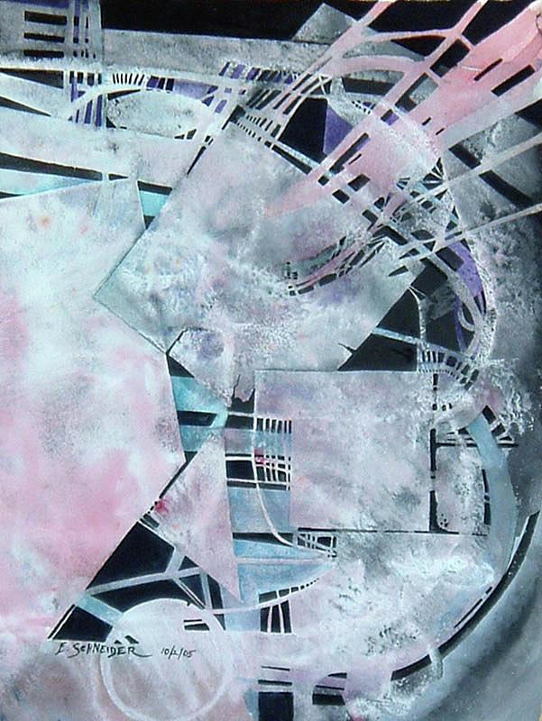 Pertinacity by Edie Schneider