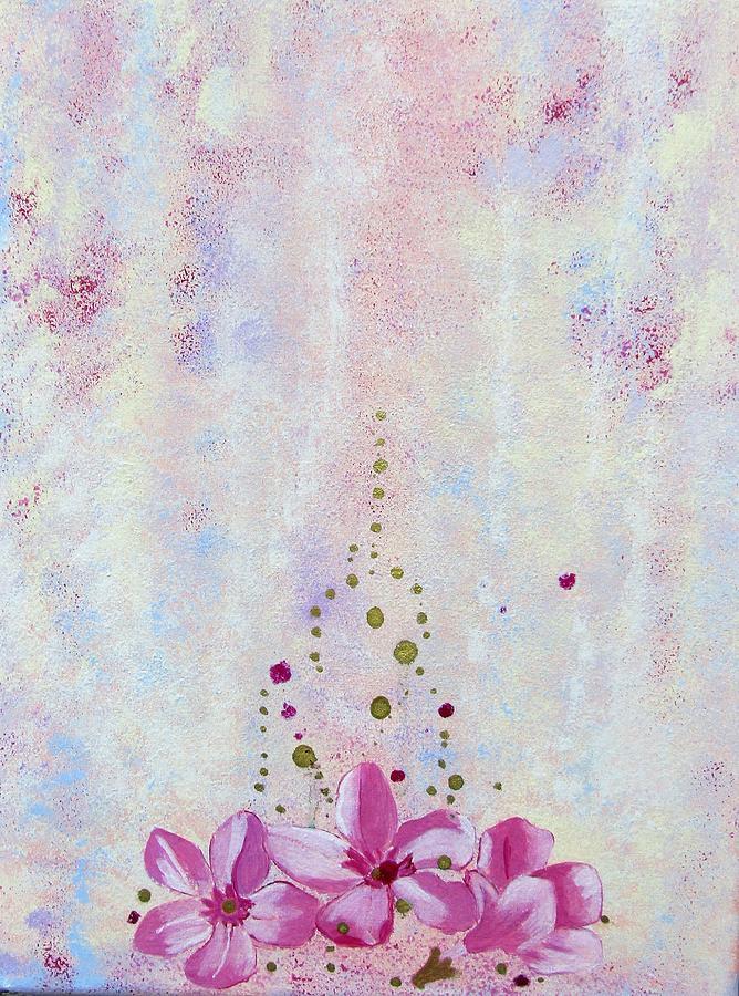Petal Pink by Yvonne Payne