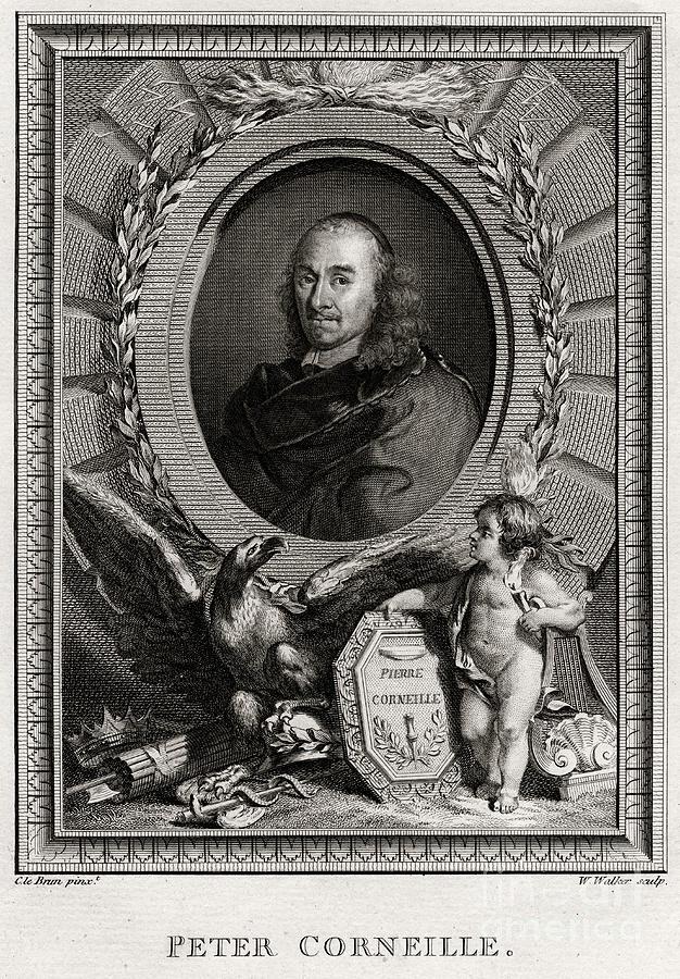 Peter Corneille, 1774. Artist W Walker Drawing by Print Collector