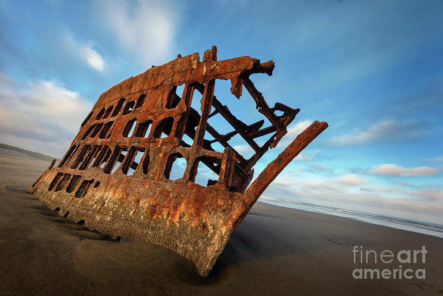 PETER IREDALE SHIPWRECK by Doug Sturgess