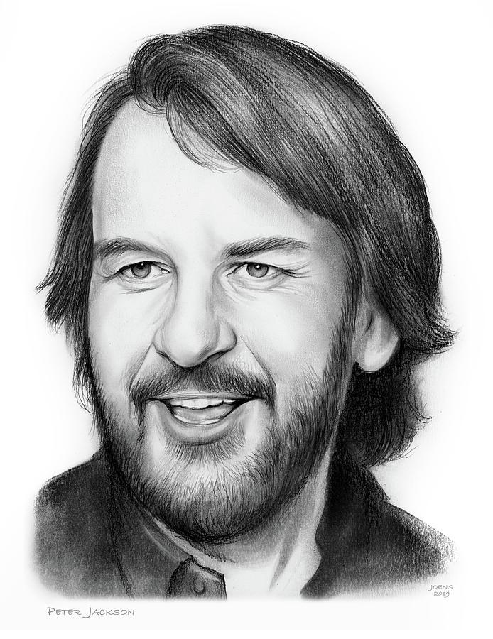 Peter Jackson Drawing