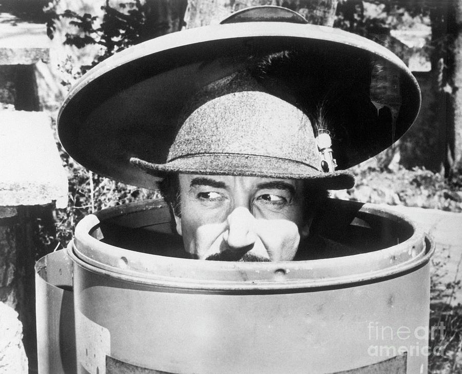 Peter Sellers As Inspector Clouseau Photograph by Bettmann